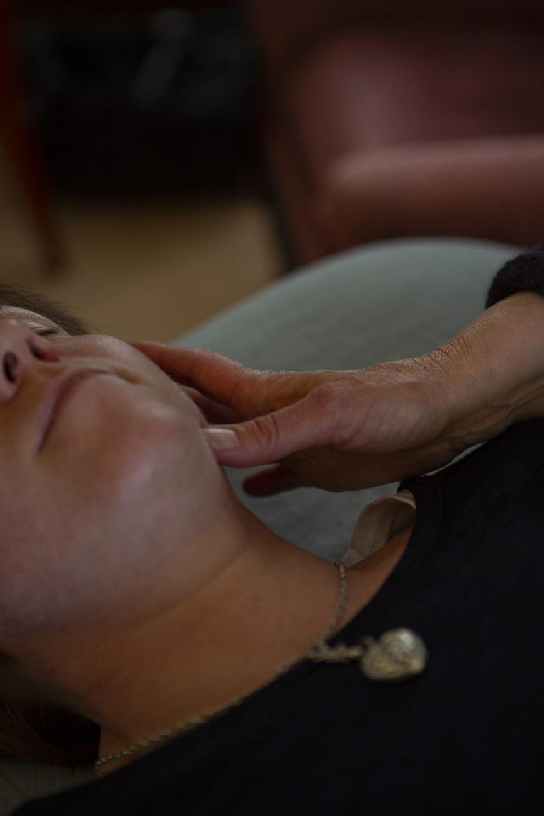 Kraniosakral behandling